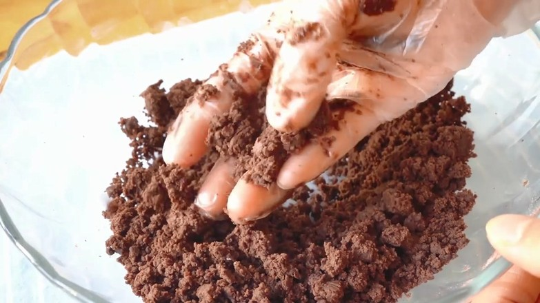 巧克力饼干的做法图解