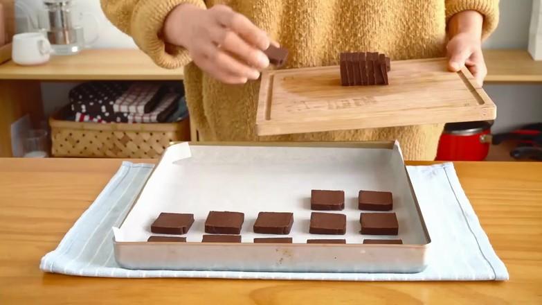 巧克力饼干怎么吃