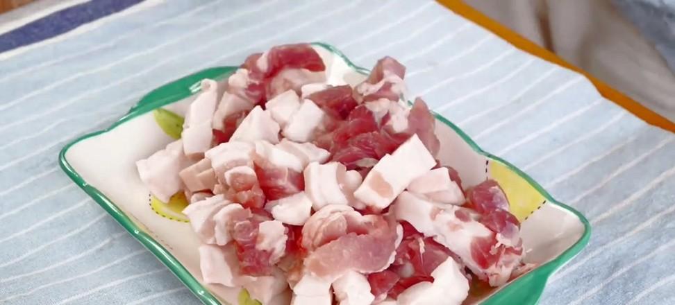 猪油拌饭的步骤