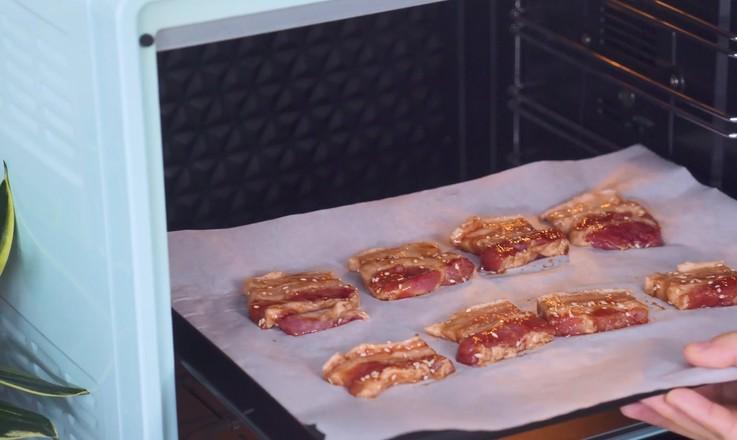 香烤五花肉的步骤