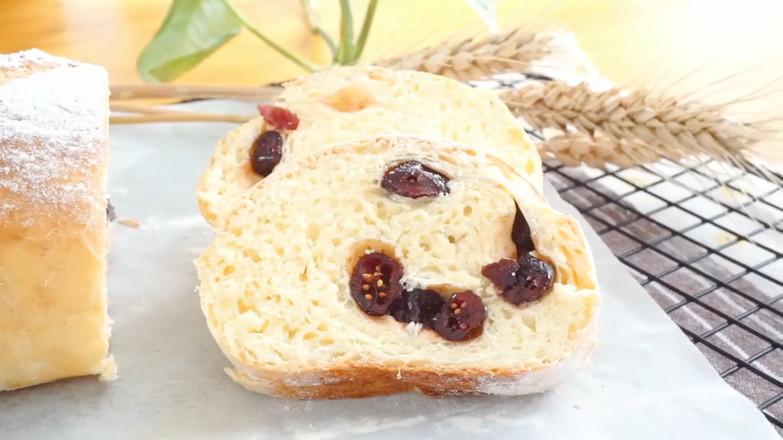 大列巴面包成品图