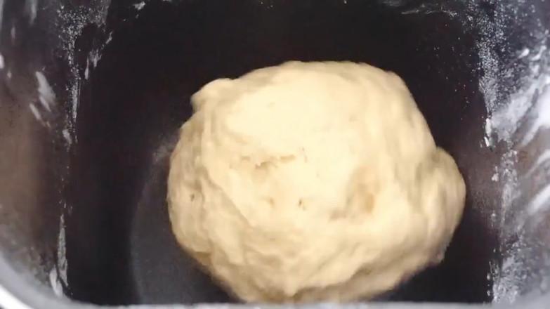 大列巴面包的步骤