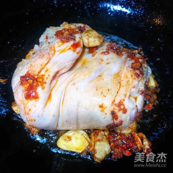 陈皮焖猪肘子怎么吃