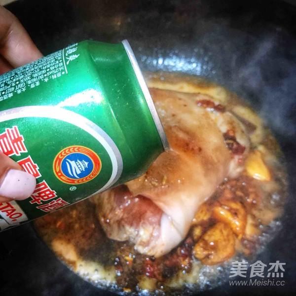 陈皮焖猪肘子怎么炒