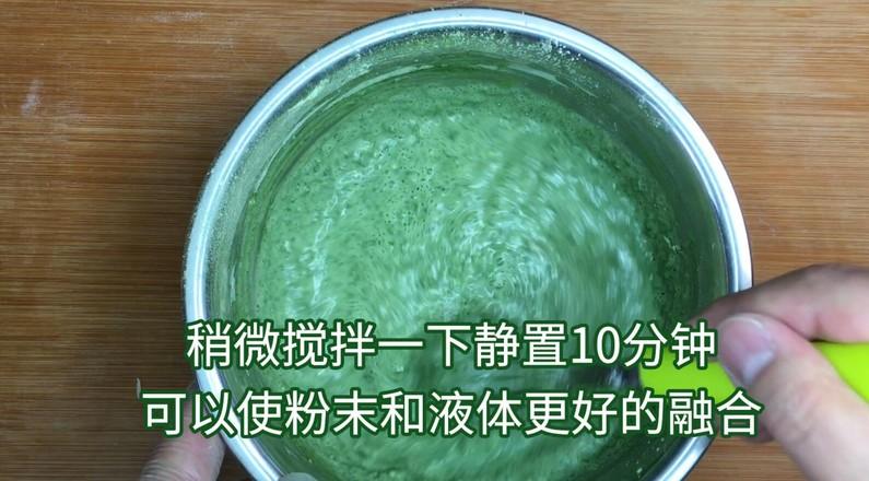 ins风网红抹茶毛巾卷(红豆、香蕉味)怎么吃