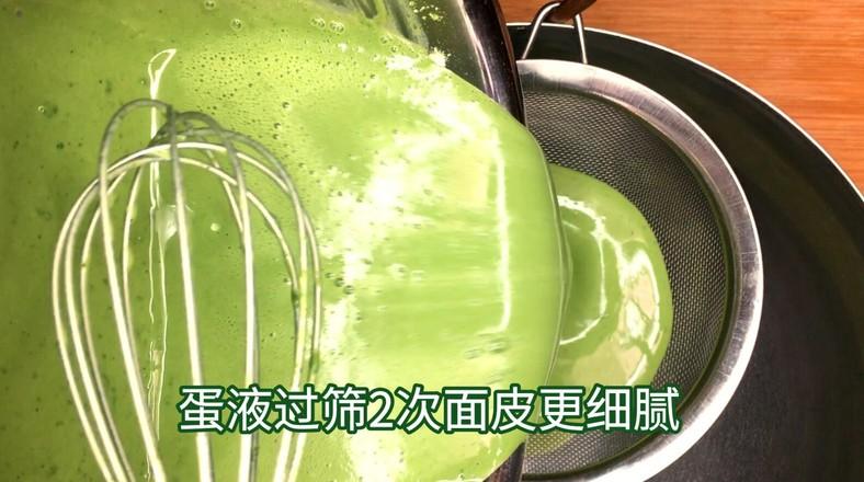 ins风网红抹茶毛巾卷(红豆、香蕉味)怎么炒