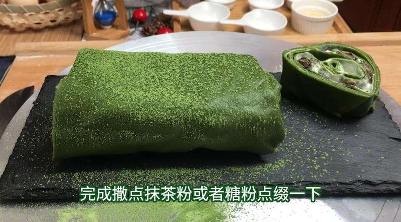 ins风网红抹茶毛巾卷(红豆、香蕉味)怎样煮
