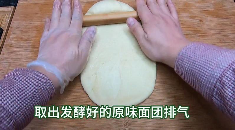 超柔软淡奶油面包,松软可口,奶香味十足。怎样煸