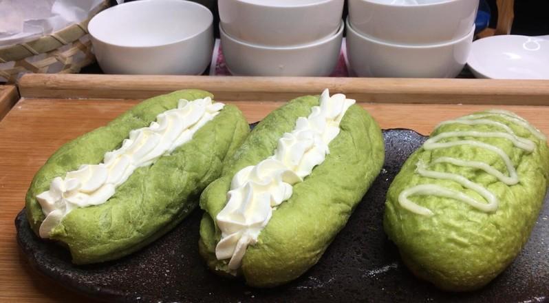 超柔软淡奶油面包,松软可口,奶香味十足。的做法大全