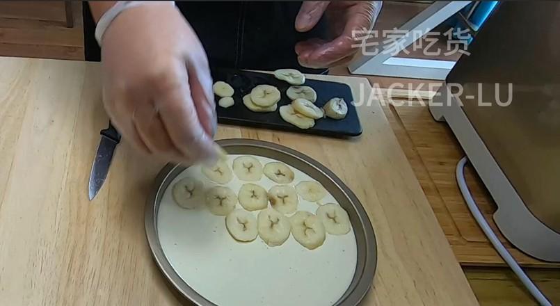 烤年糕披萨,焦脆外壳软糯内心、丰富馅料。的简单做法