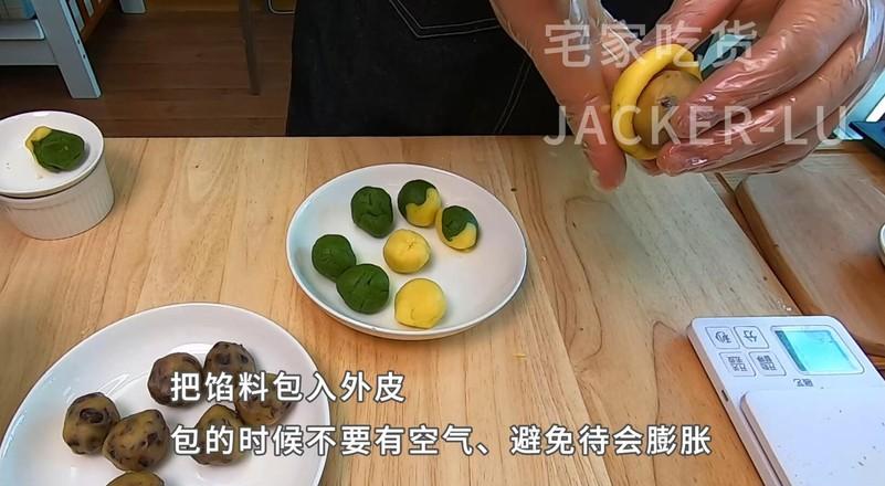 简单红豆酥,一口下去外酥里糯,吃了保证停不下来。怎么炒