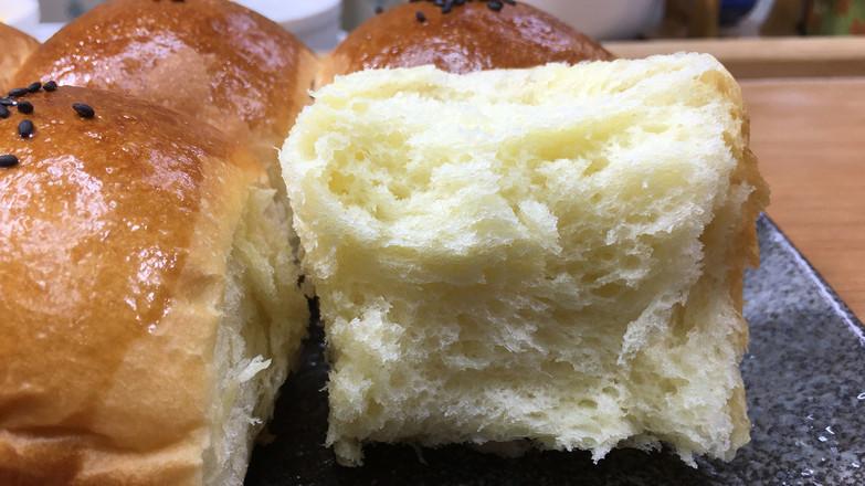 奶油小餐包,一次发酵法,简单又快手!怎样炒