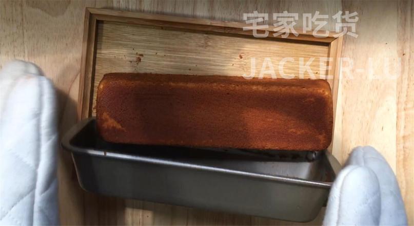 炼乳磅蛋糕的步骤