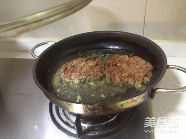 牛肉汉堡呢的做法大全