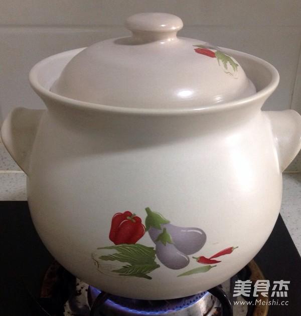 银耳莲子百合小米粥怎么吃