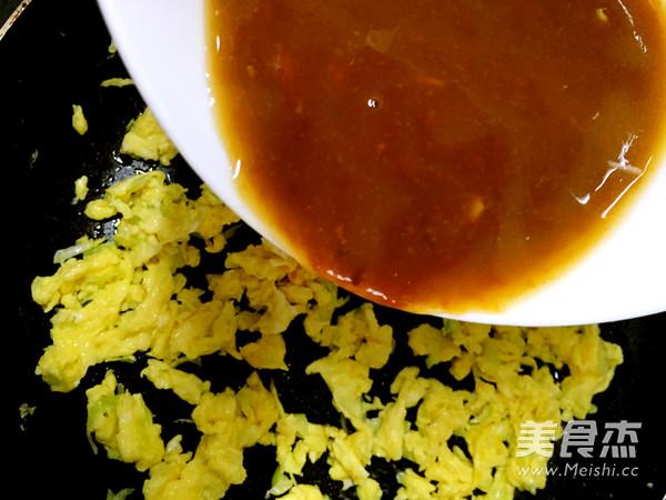 自制鸡蛋炸酱的简单做法