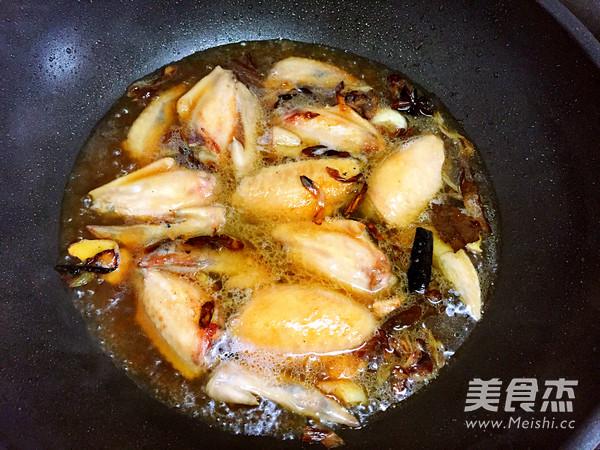 红烧鸡翅怎么煮
