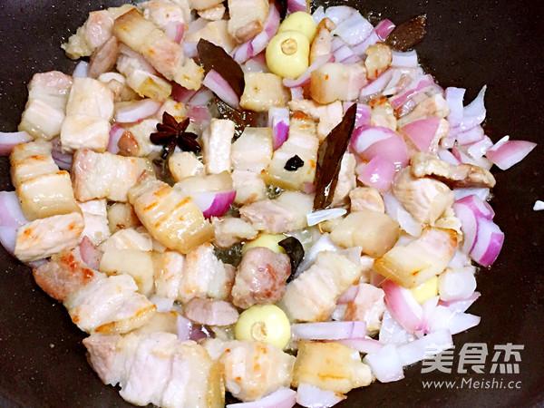 台湾卤肉饭怎么煮