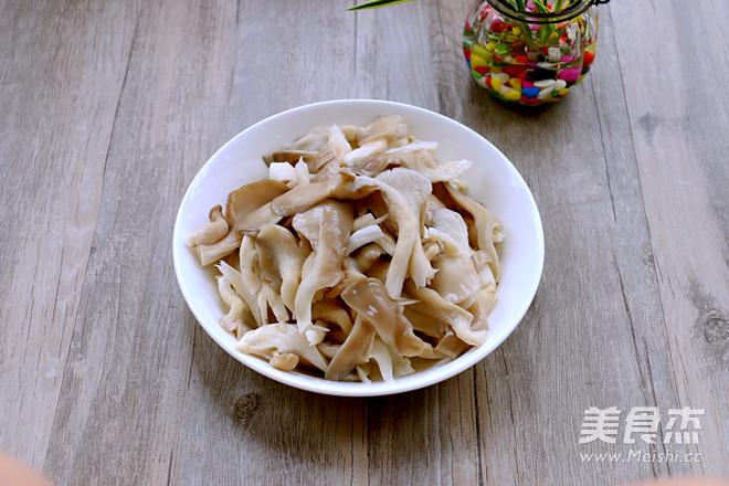 素炒平菇怎么吃