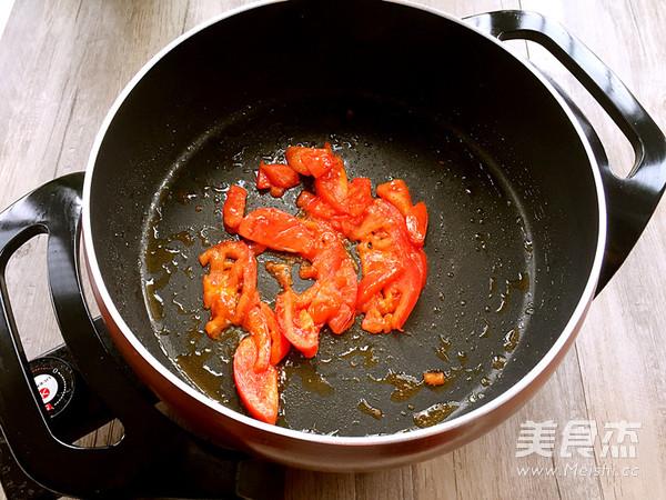 番茄牛肉浓汤火锅的家常做法