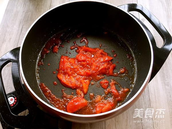 番茄牛肉浓汤火锅的简单做法