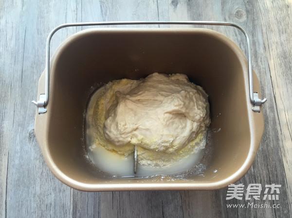 老式面包的简单做法