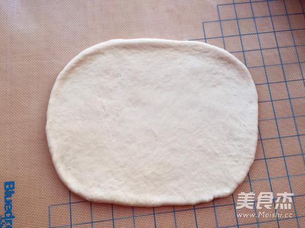 面包机版蜜豆面包怎么吃