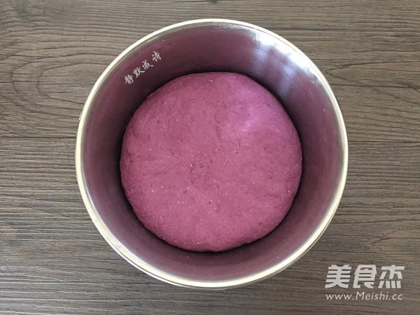 牛奶紫薯发糕怎么吃