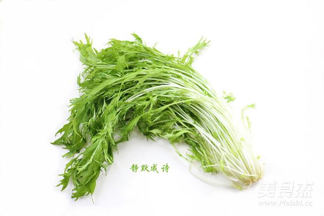 生汆肉丸青菜汤怎么吃