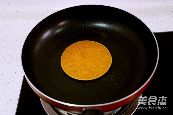 九阳炒菜机西红柿鸡蛋软饼怎么炒