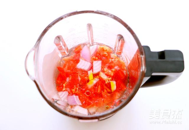 番茄鱼肉浓汤怎么吃