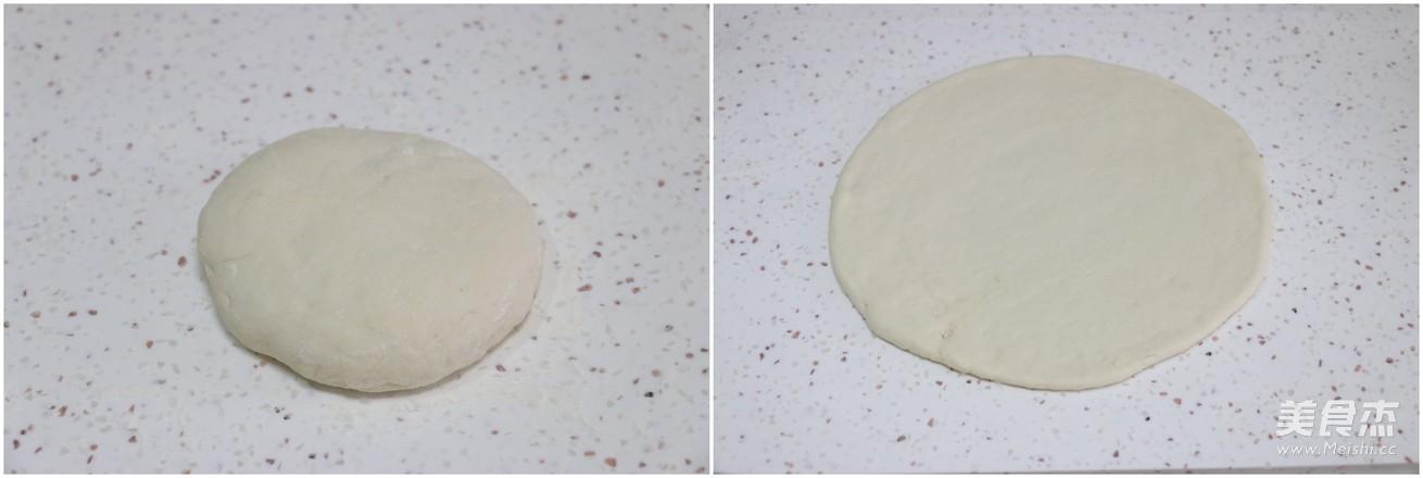 葱油发面饼的家常做法
