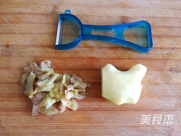 姜汁皮蛋的正确打开方式的做法图解