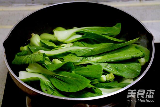 这样炒青菜,好吃又好看怎么吃