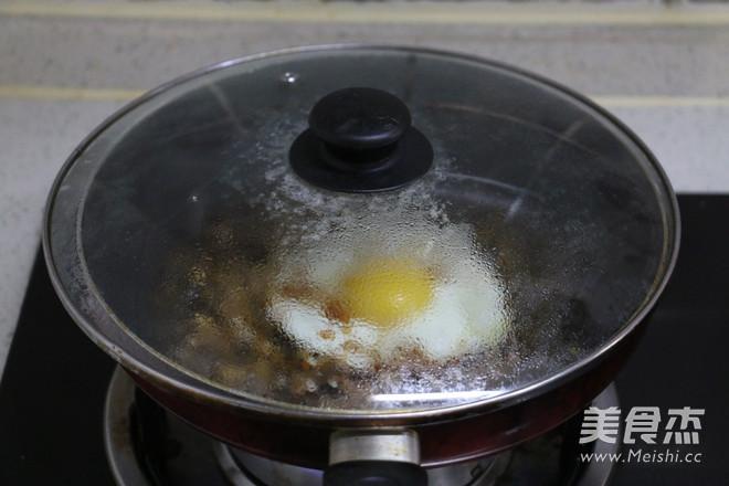 蒜香煎鸡蛋的简单做法