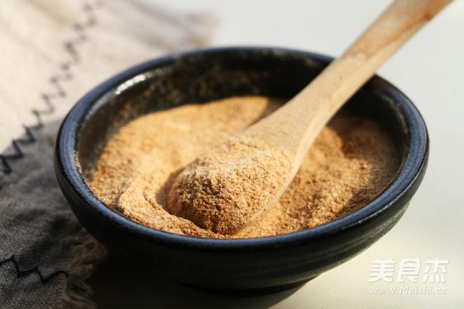 自制椒盐怎么吃