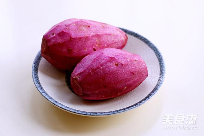 紫薯派的做法大全