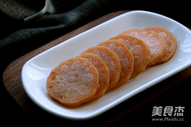 红糖糯米藕怎么炖