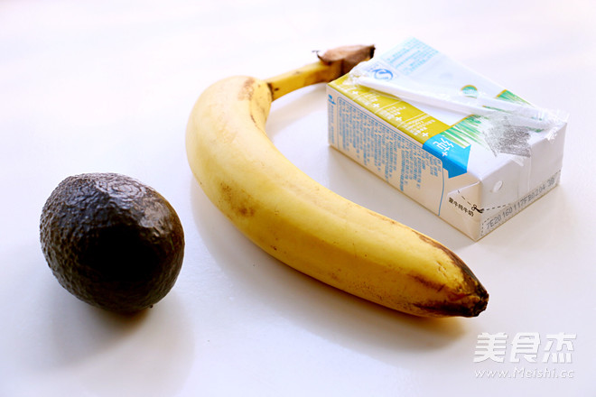 牛油果香蕉奶昔的做法大全