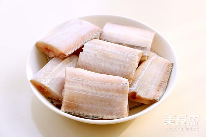 煎蒸带鱼的做法大全