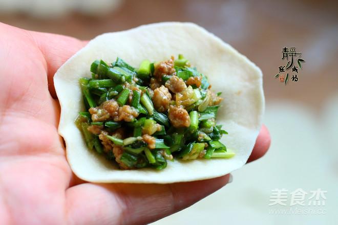 韭菜西葫猪肉饺子怎么做