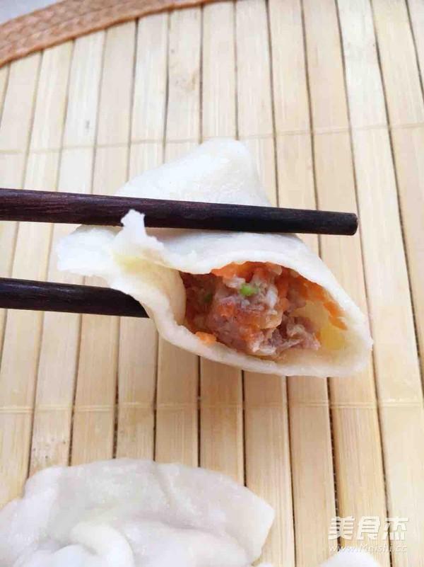 羊肉胡萝卜饺子怎样炒