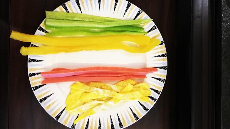 日式简易寿司卷的简单做法