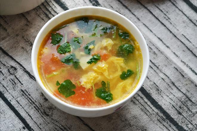 西红柿鸡蛋豆腐汤怎么做