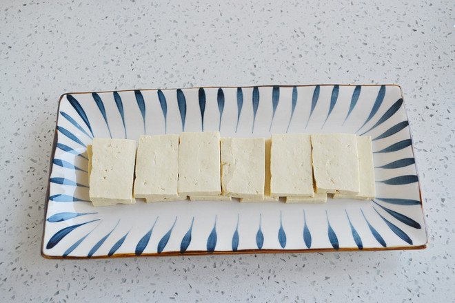 香辣酱油烤豆腐的做法图解