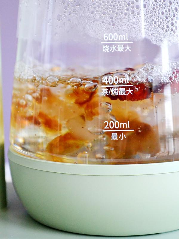 牛奶桃胶红枣羹怎么吃
