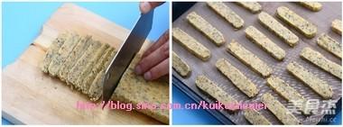 海苔肉松饼干的家常做法