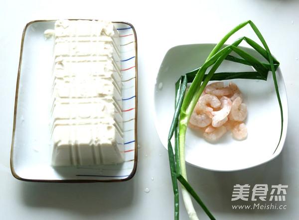 豆腐虾仁的做法大全