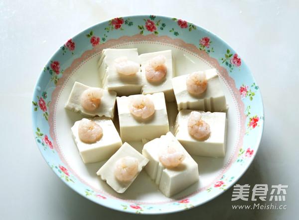 豆腐虾仁的简单做法