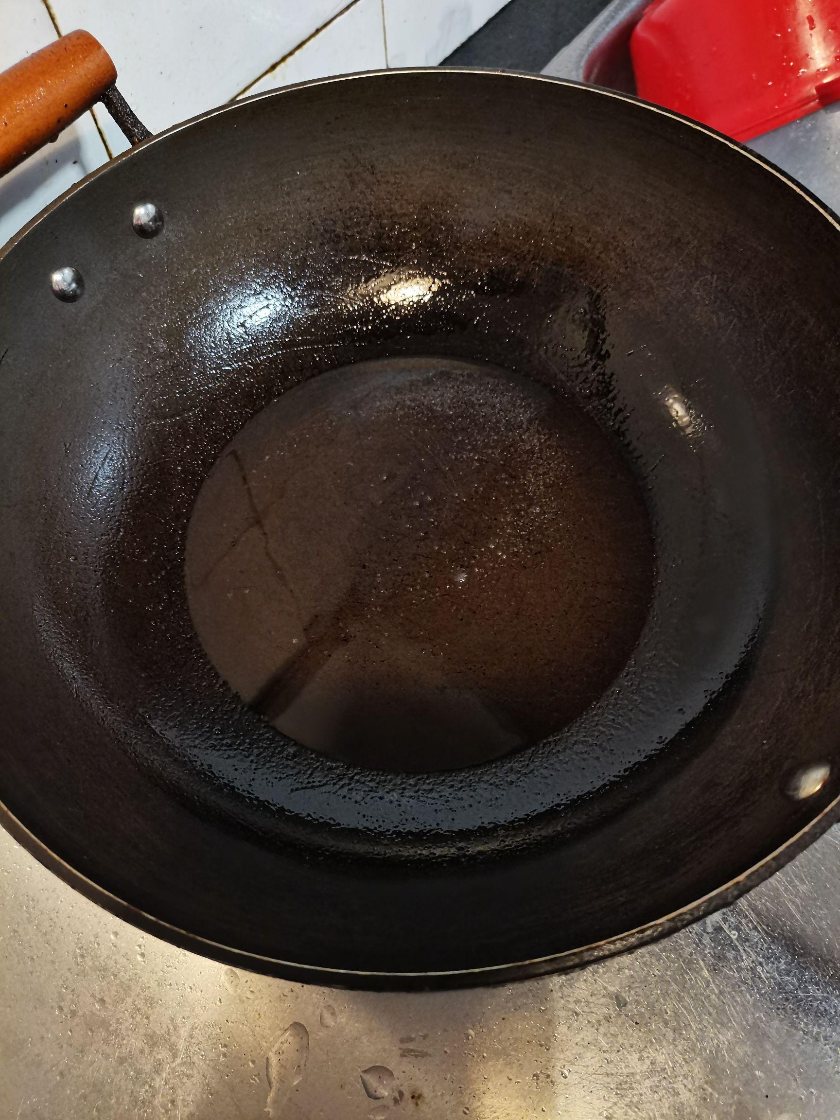 家庭版酸辣土豆丝的步骤